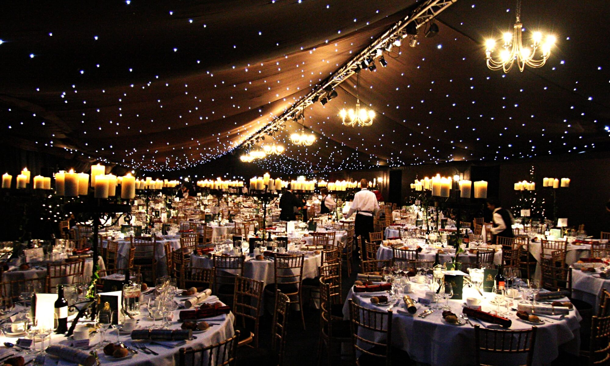 Winter Ball Marquee Hire