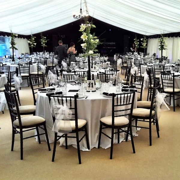 9m wedding marquee