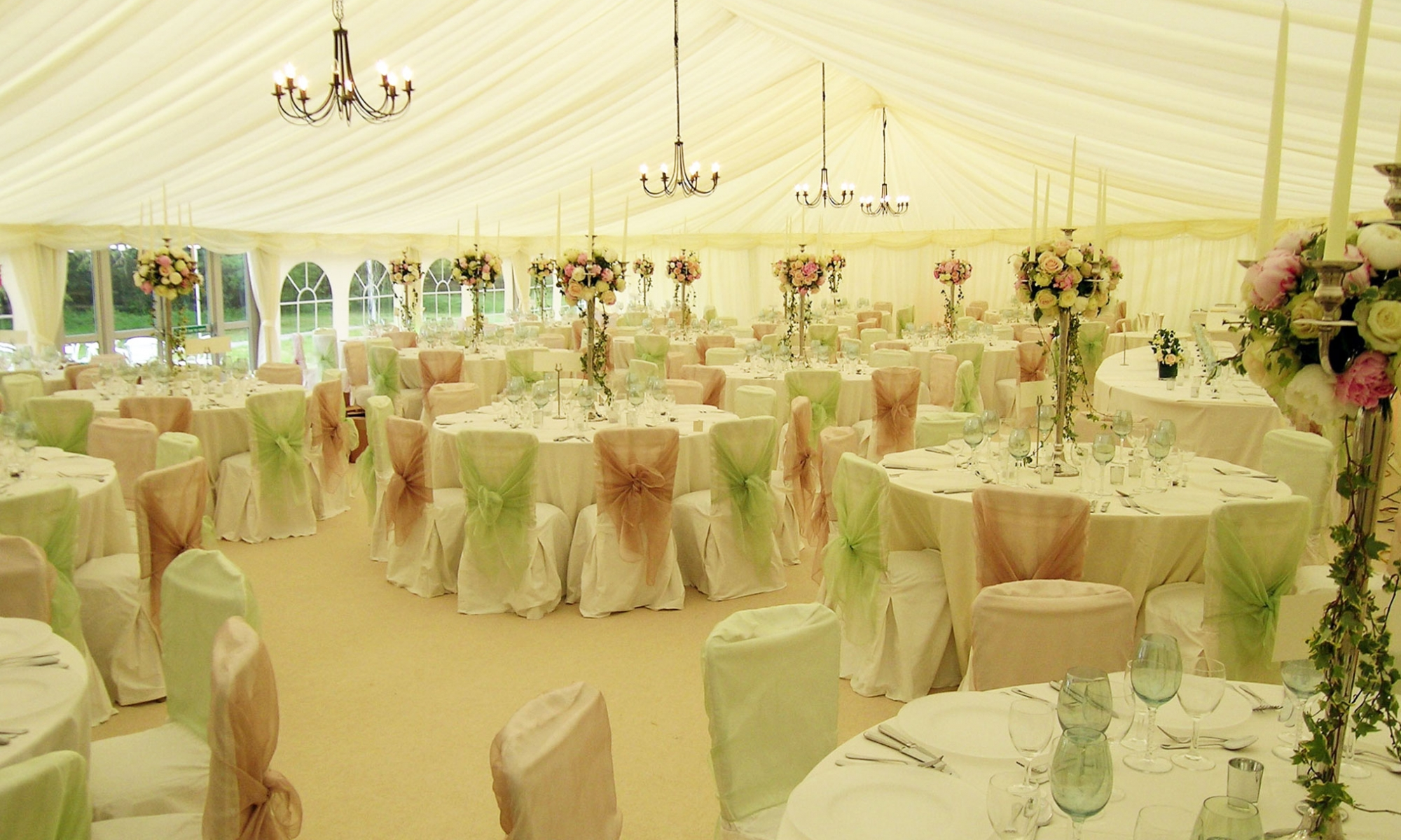 Marquee hire Buckinghamshire