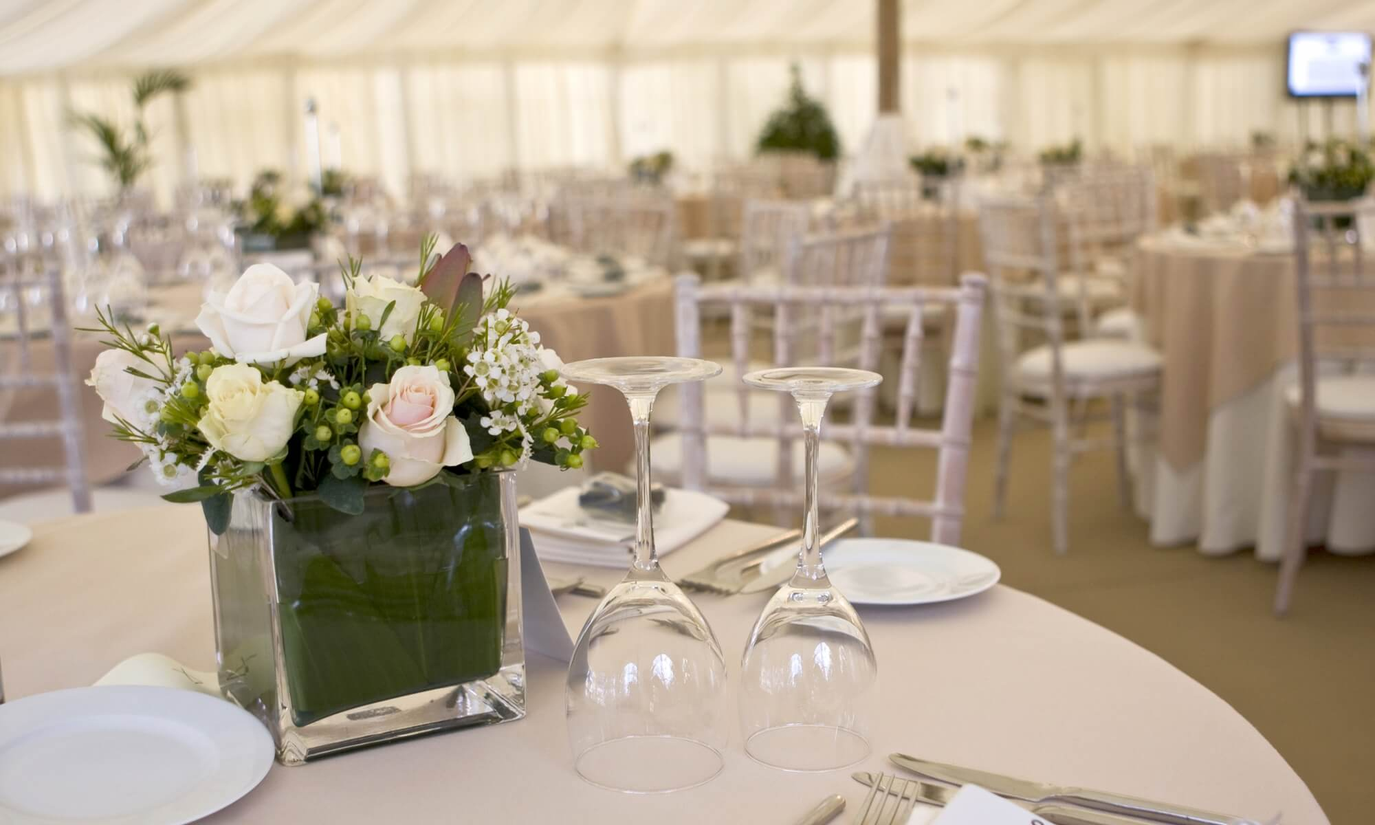 Buckinghamshire marquees