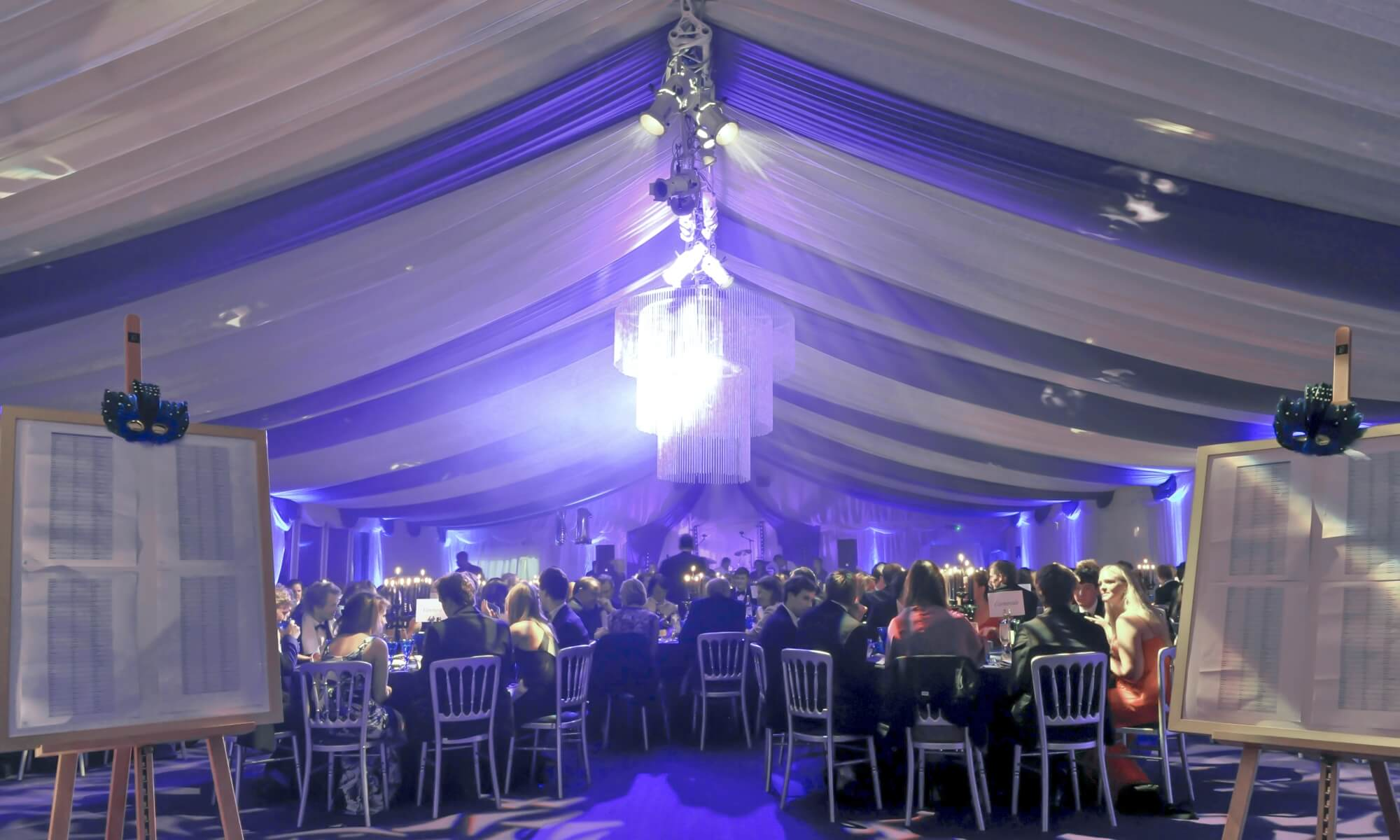 Summer Ball Marquee Hire